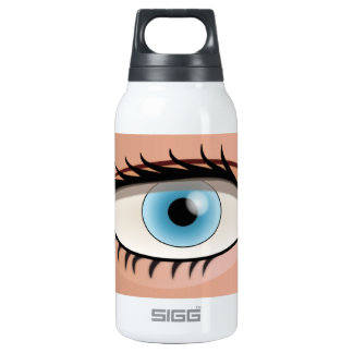 Eye Search for love Insulated Water Bottle