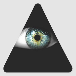 eye search for love triangle sticker