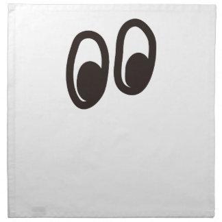 eye see cloth napkin