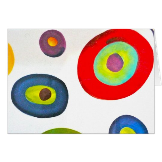 Eye See Colors Card