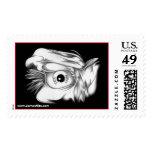 Eye See Postage Stamp