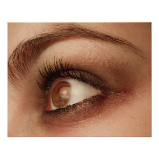 eye see print