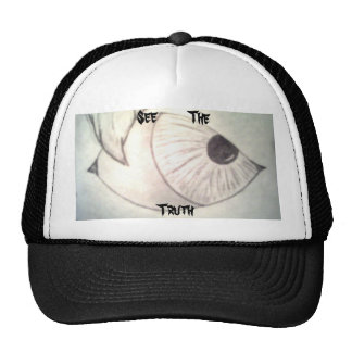 Eye, See        The Truth Trucker Hat