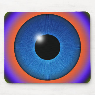 EYE SEE YOU 2 MOUSE PAD