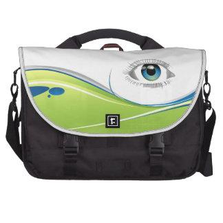 Eye See You Commuter Bag