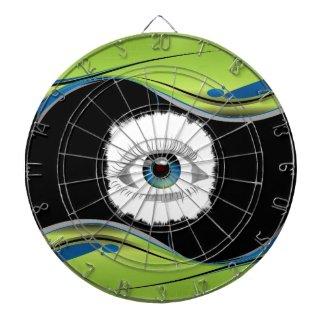 Eye See You Dartboard