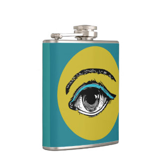Eye See You Flask