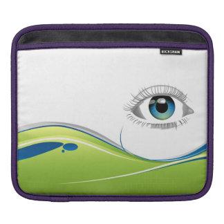 Eye See You iPad Sleeves