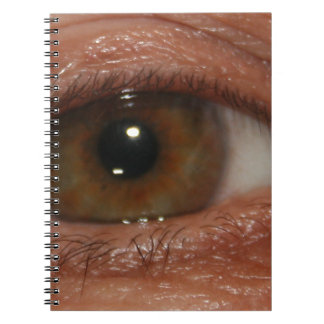 """Eye See You"" Notebook - Humour, Odd"