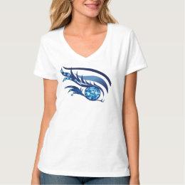 "EYE SEE YOU ""SEPTEMBER SAPPHIRE BLUE"" T-Shirt"