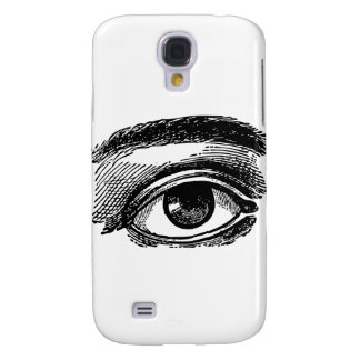 Eye Sees All - Vintage Illustration Samsung S4 Case