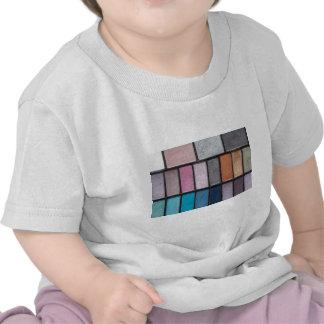 eye-shadow-186756 FASHION BEAUTY MAKEUP COLORFUL e Tee Shirt