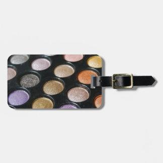 Eye Shadow Bag Tag