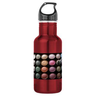 Eye Shadow 18oz Water Bottle