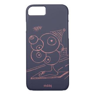 Eye Spy Unique iPhone 7 Case