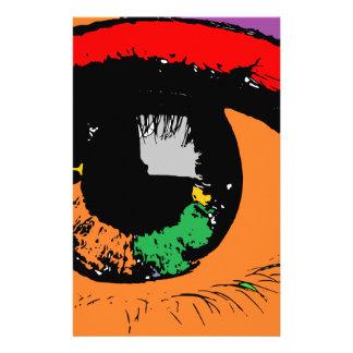 Eye Stationery