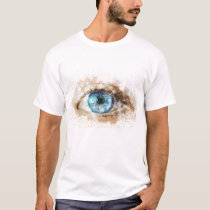 eye T-Shirt amzing design gift for men & kids