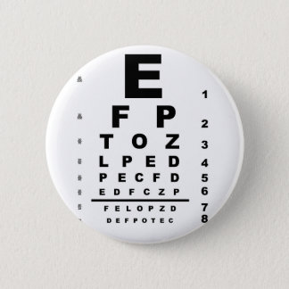 Eye Test Chart Button