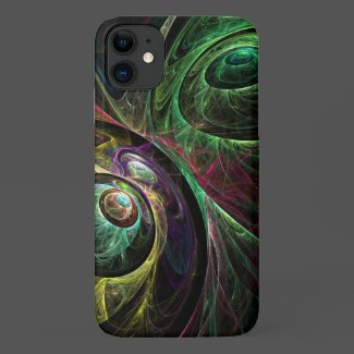 Eye to Eye Abstract Art Case-Mate iPhone Case