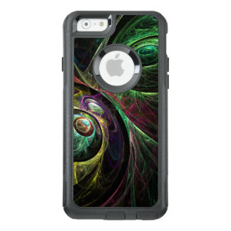 Eye to Eye Abstract Art Commuter OtterBox iPhone 6/6s Case