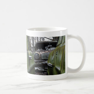 Eye to Eye Classic White Coffee Mug