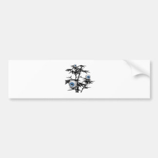 Eye Tree Bumper Sticker