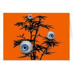 Eye Tree Greeting Card