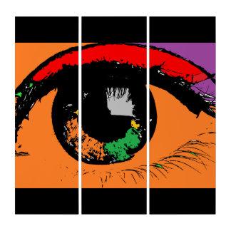 Eye Triptych