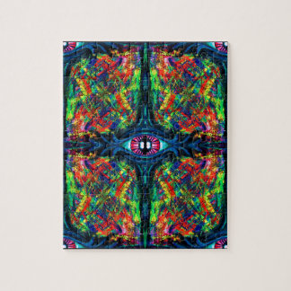 Eye Twisted and Trippy Puzzles