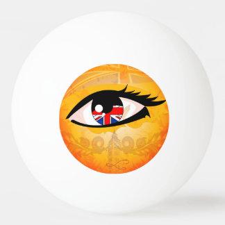 Eye, United Kingdom Ping Pong Ball