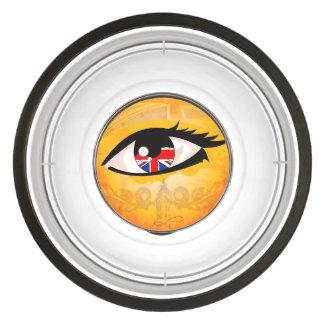 Eye, United Kingdom Pet Bowl