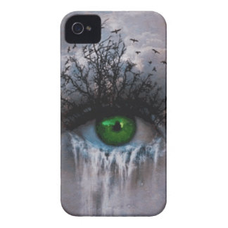 Eye Waterfall iPhone 4 Case