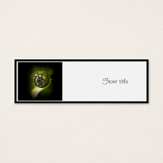 Eye will See you in the Garden Mini Business Card