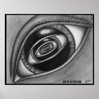 Eye Within An Eye Poster