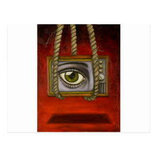 Eye Witness 2 Postcard