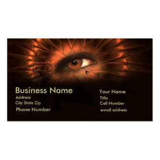 Eye Witness Double-Sided Standard Business Cards (Pack Of 100)