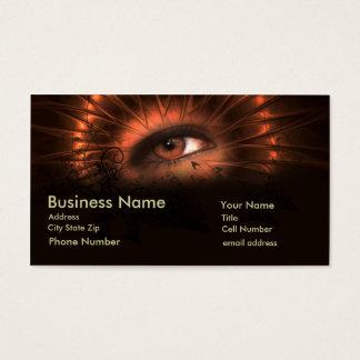 Eye Witness Business Card