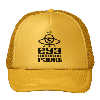 Eye Witness Radio hat