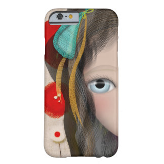 Eye Zoom Adorable Barely There iPhone 6 Case