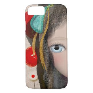 Eye Zoom Adorable iPhone 8/7 Case