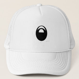 eyeball 4 T 4 Trucker Hat