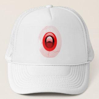 eyeball 4 T 7 Trucker Hat