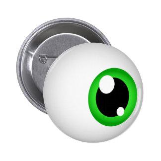 Eyeball Button (Green)
