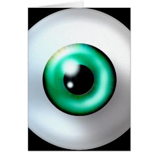 Eyeball Card