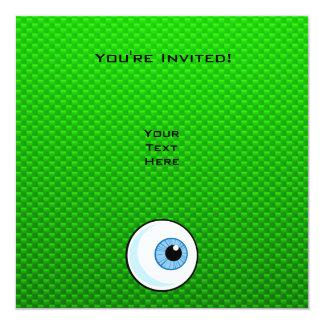 Eyeball; Green Card