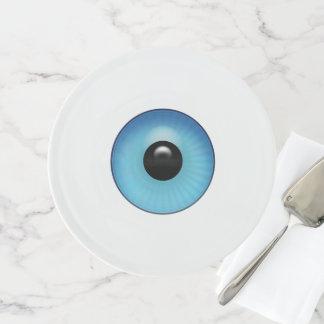 Eyeball Halloween Cake Stand