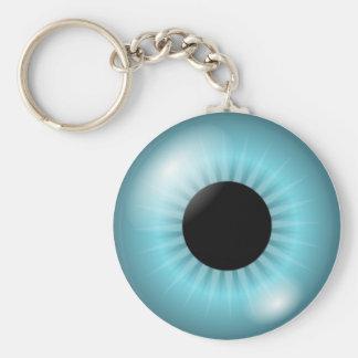 Eyeball Keychain