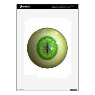 Eyeball of monster decals for iPad 3