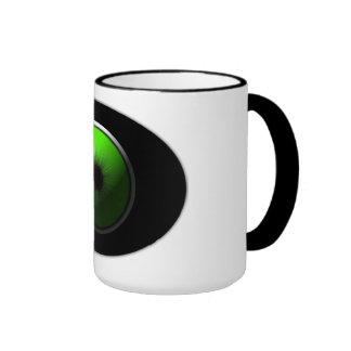 Eyeball Ringer Mug