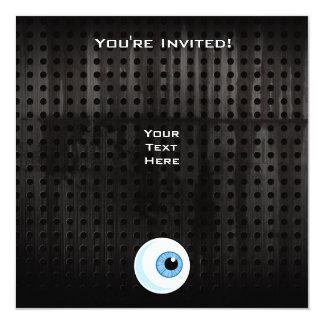 Eyeball; Rugged Card